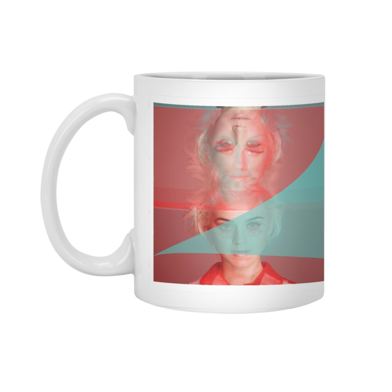 Katy Perry Accessories Standard Mug by BRIANWANDTKEART's Artist Shop