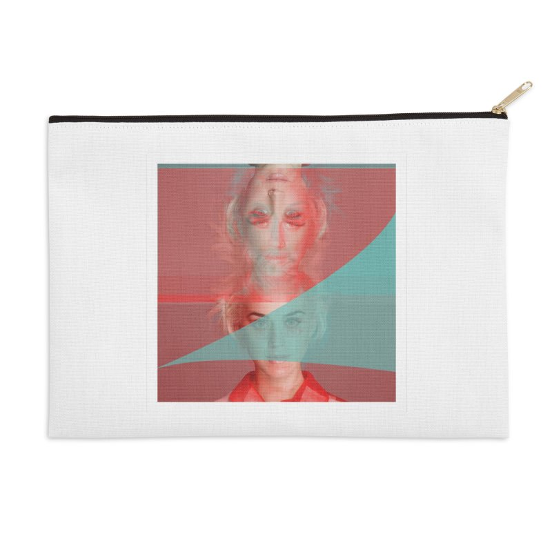 Katy Perry Accessories Zip Pouch by BRIANWANDTKEART's Artist Shop