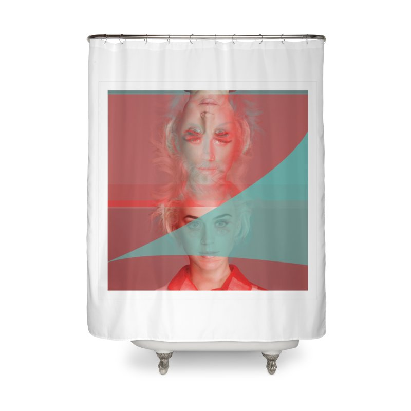 Katy Perry Home Shower Curtain by BRIANWANDTKEART's Artist Shop