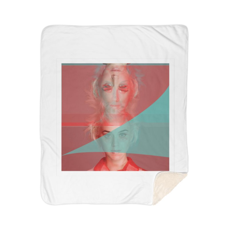 Katy Perry Home Blanket by BRIANWANDTKEART's Artist Shop