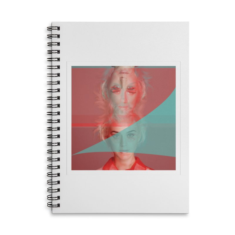 Katy Perry Accessories Notebook by BRIANWANDTKEART's Artist Shop