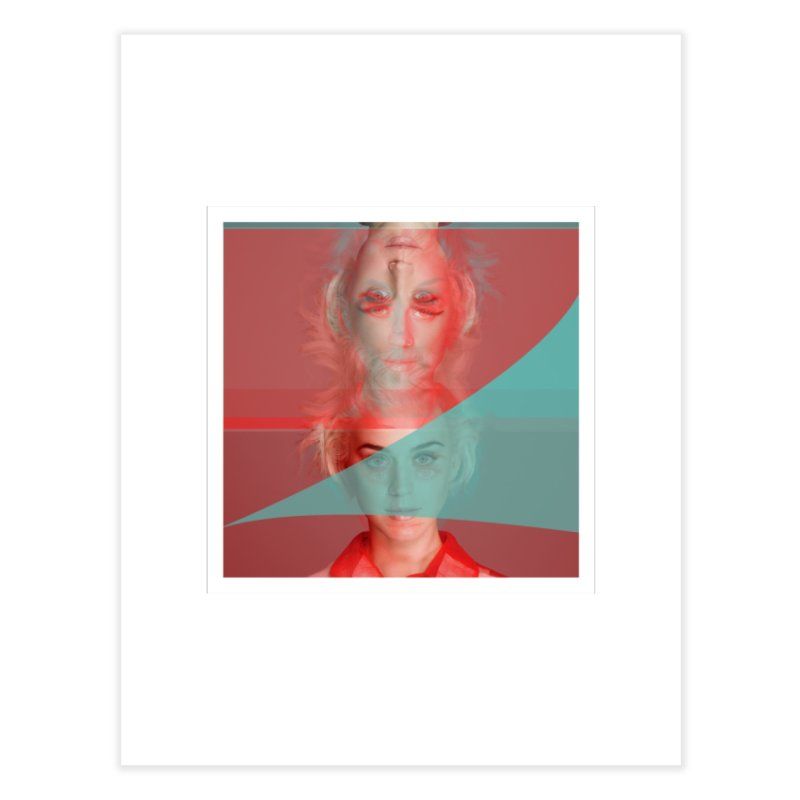 Katy Perry Home Fine Art Print by BRIANWANDTKEART's Artist Shop