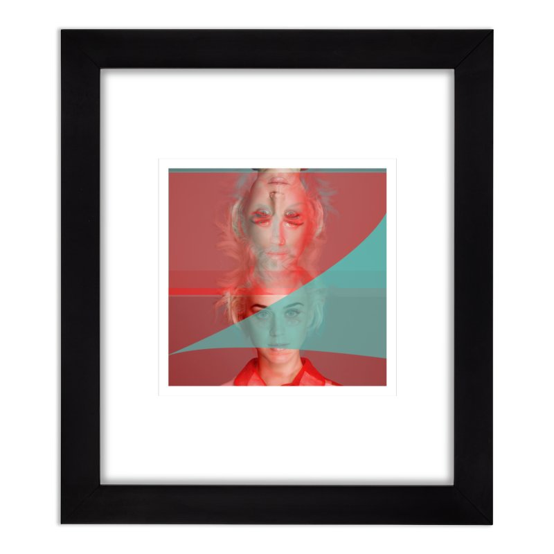 Katy Perry Home Framed Fine Art Print by BRIANWANDTKEART's Artist Shop