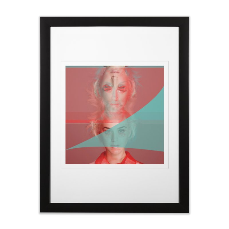 Katy Perry Home Framed Fine Art Print by BRIANWANDTKEART's Artist Shop