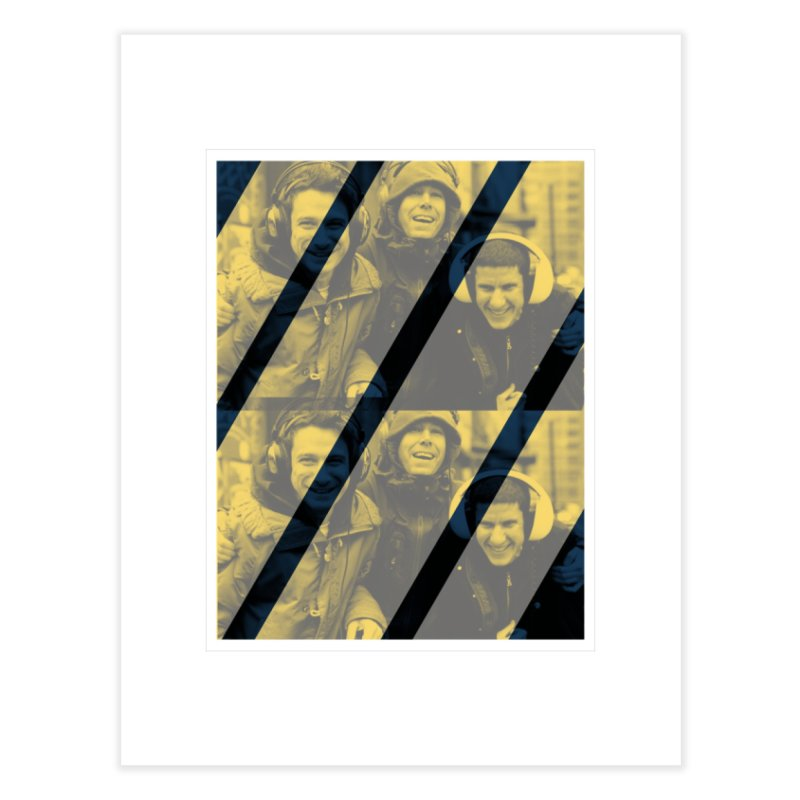 Beastie Boyz Home Fine Art Print by BRIANWANDTKEART's Artist Shop