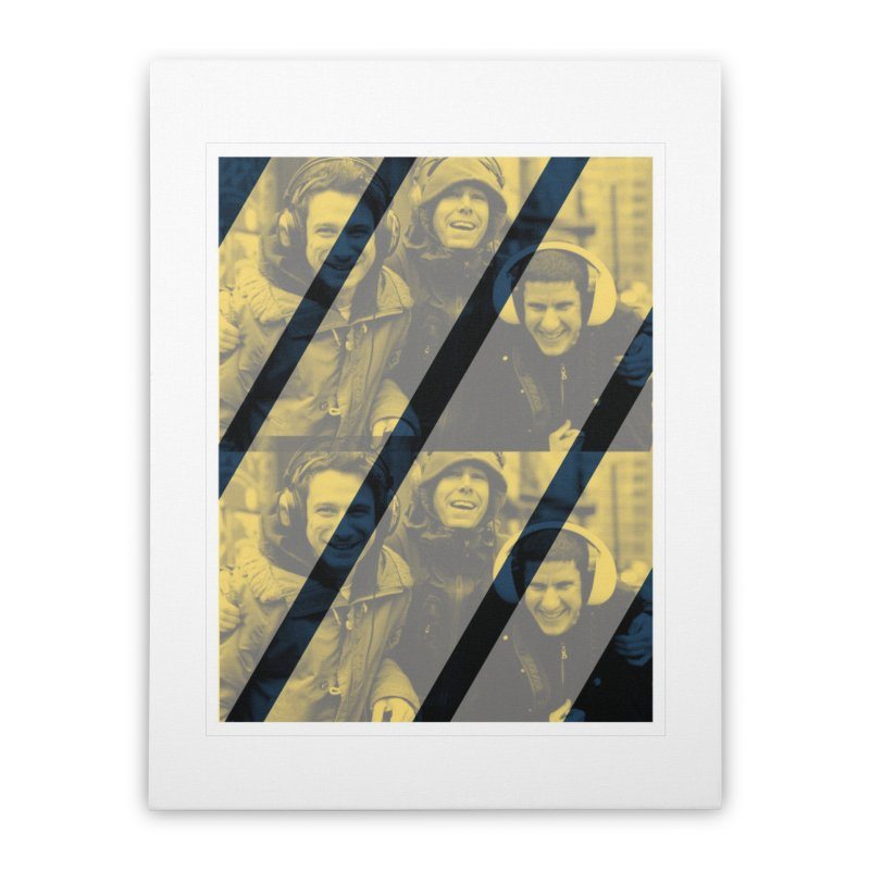 Beastie Boyz Home Stretched Canvas by BRIANWANDTKEART's Artist Shop