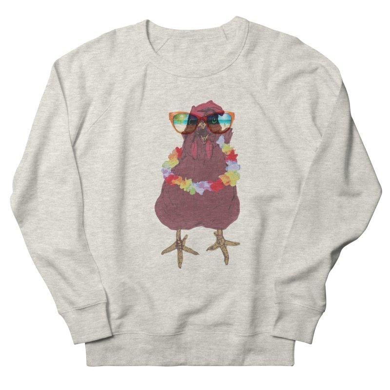 Aloha CHICKEN!!  Women's Sweatshirt by BRIANWANDTKEART's Artist Shop