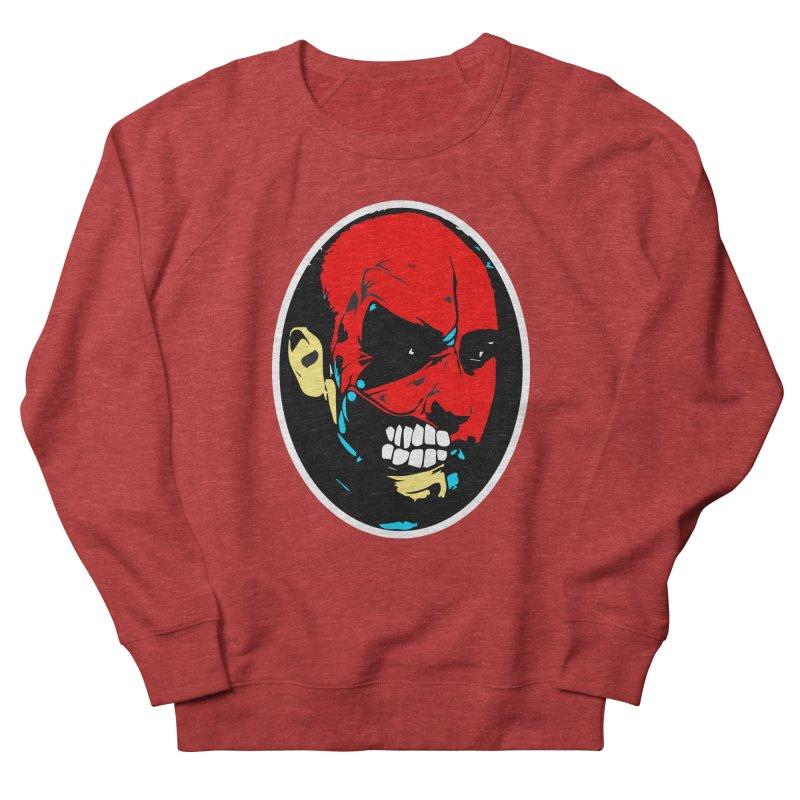 Face of two Women's Sweatshirt by BRIANWANDTKEART's Artist Shop