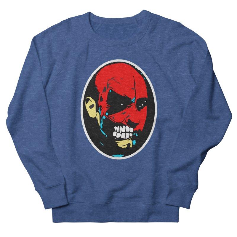 Face of two Men's Sweatshirt by BRIANWANDTKEART's Artist Shop