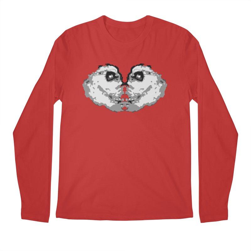 Deuce Skullnado Men's Regular Longsleeve T-Shirt by BRIANWANDTKEART's Artist Shop