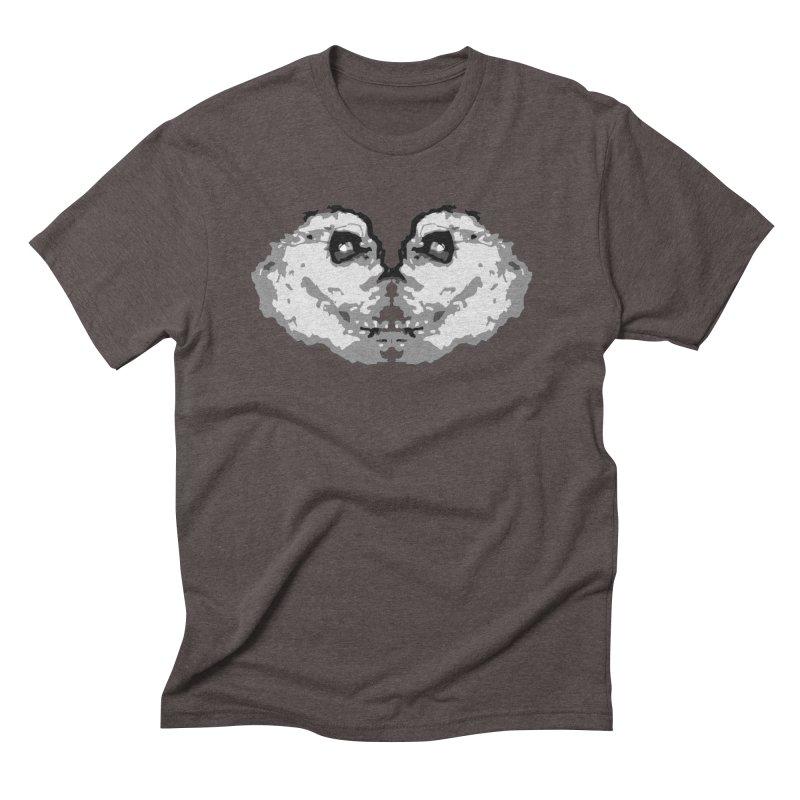 Deuce Skullnado Men's Triblend T-Shirt by BRIANWANDTKEART's Artist Shop