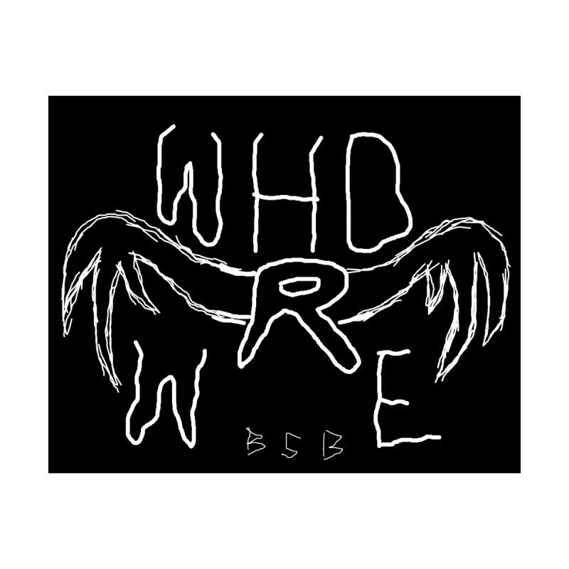 """""""Who R We"""" by BSBfanzmerch's Artist Shop"""