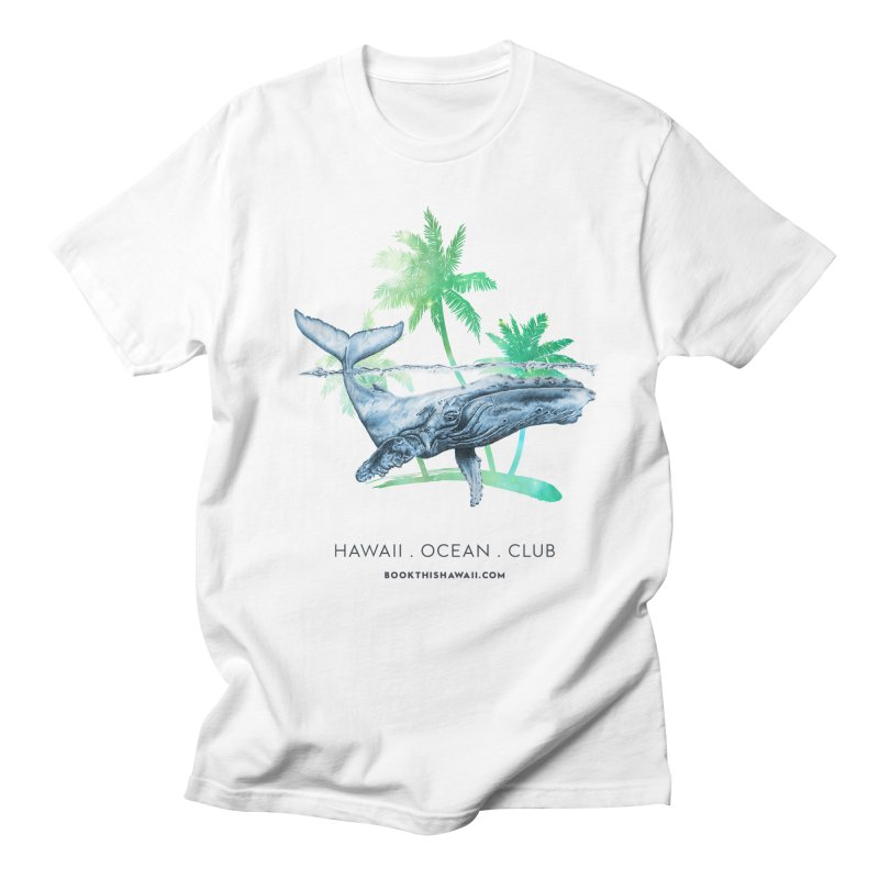 BTH.humpback Men's Regular T-Shirt by Book This Hawaii Apparel Shop