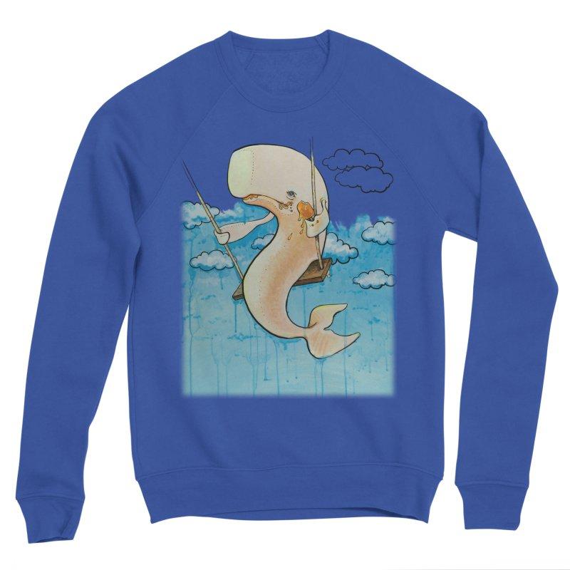 Whale on a Swing (Babedrienne's Brainfarts Cover) Women's Sweatshirt by Babedrienne's Artist Shop