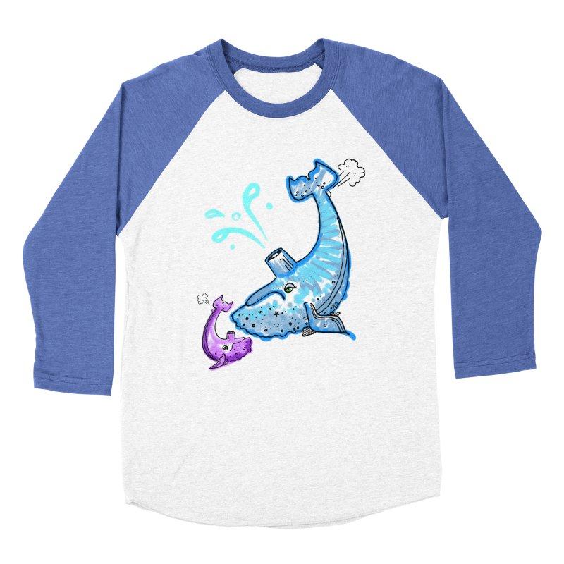 Mother and Child Reunion Men's Baseball Triblend Longsleeve T-Shirt by Babedrienne's Artist Shop
