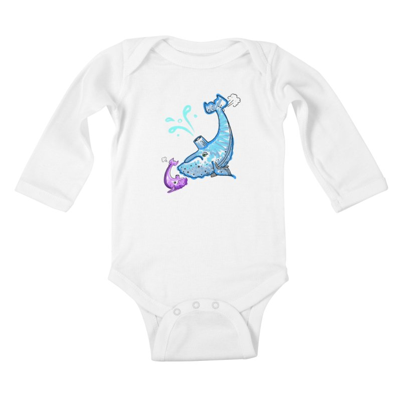 Mother and Child Reunion Kids Baby Longsleeve Bodysuit by Babedrienne's Artist Shop