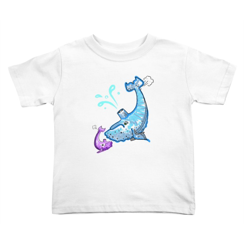 Mother and Child Reunion Kids Toddler T-Shirt by Babedrienne's Artist Shop