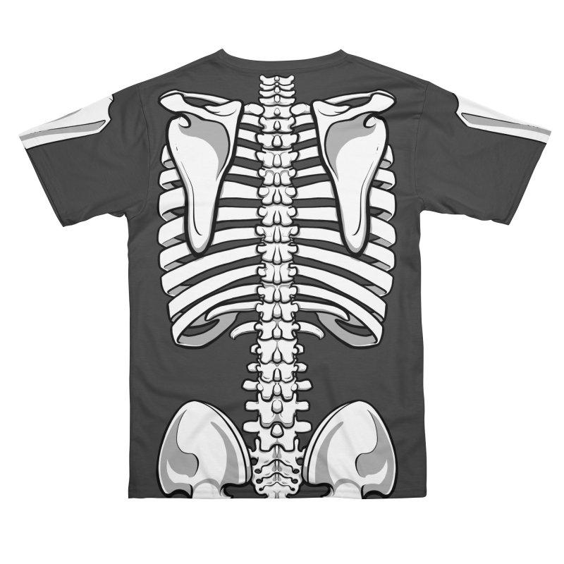 Babedrienne's Bones Men's Cut & Sew by Babedrienne's Artist Shop