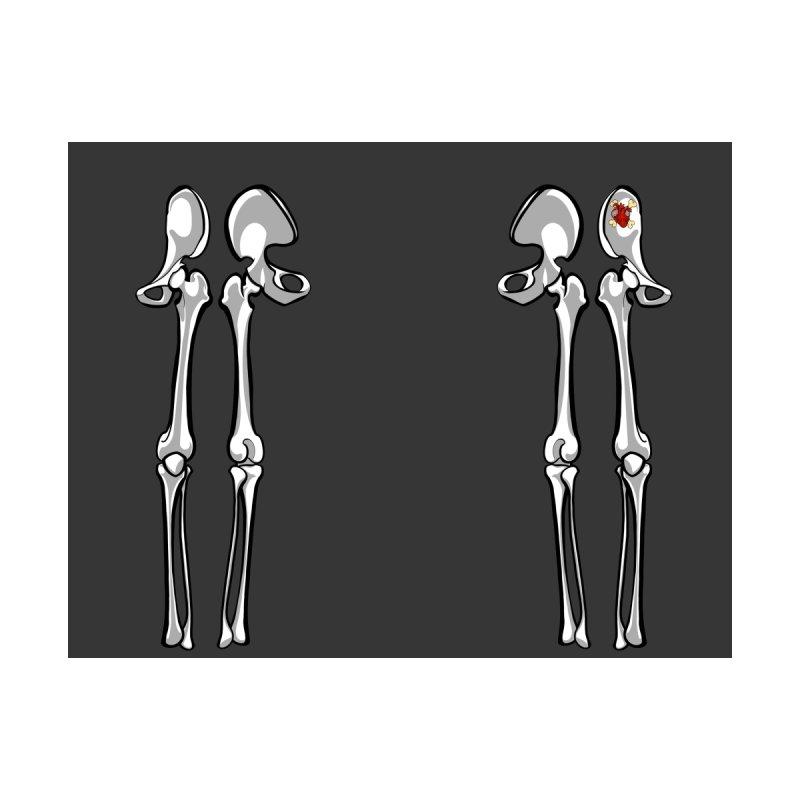 Babedrienne's Bones Leggings by Babedrienne's Artist Shop