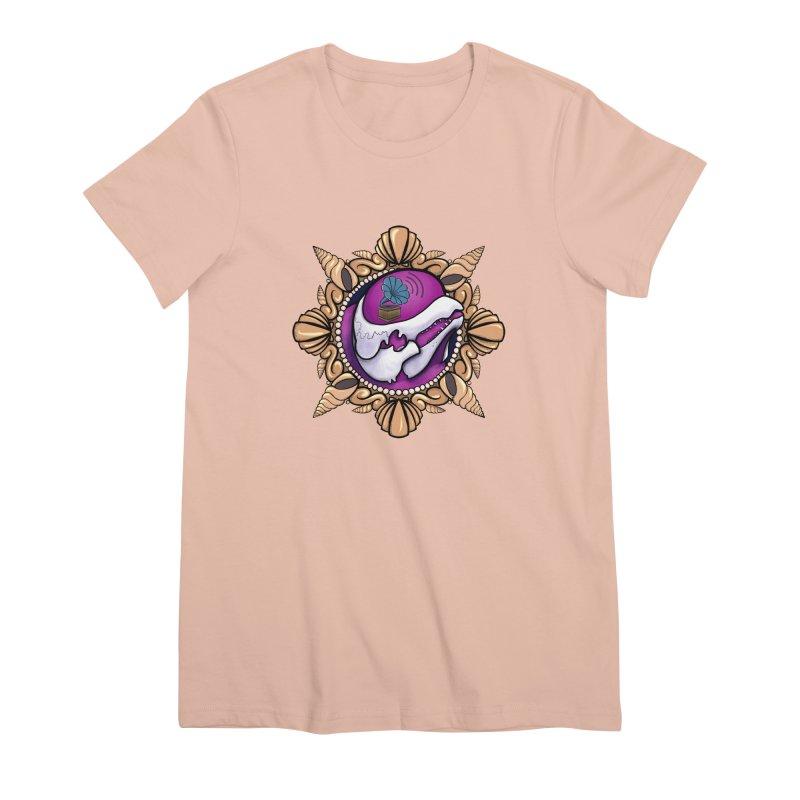 Analog Beluga Women's Premium T-Shirt by Babedrienne's Artist Shop