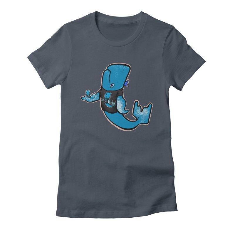 Whale Inception Women's T-Shirt by Babedrienne's Artist Shop