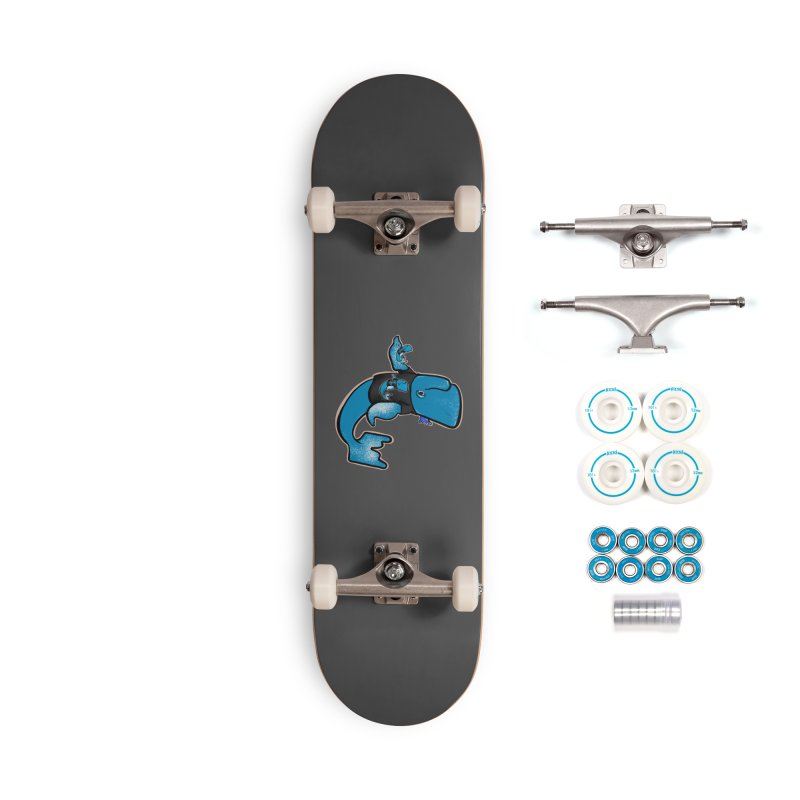 Whale Inception Accessories Skateboard by Babedrienne's Artist Shop