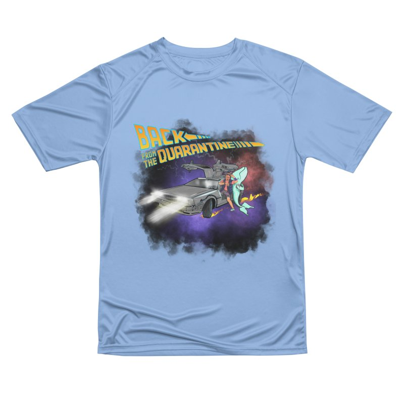 Back from the Quarantine Men's T-Shirt by Babedrienne's Artist Shop