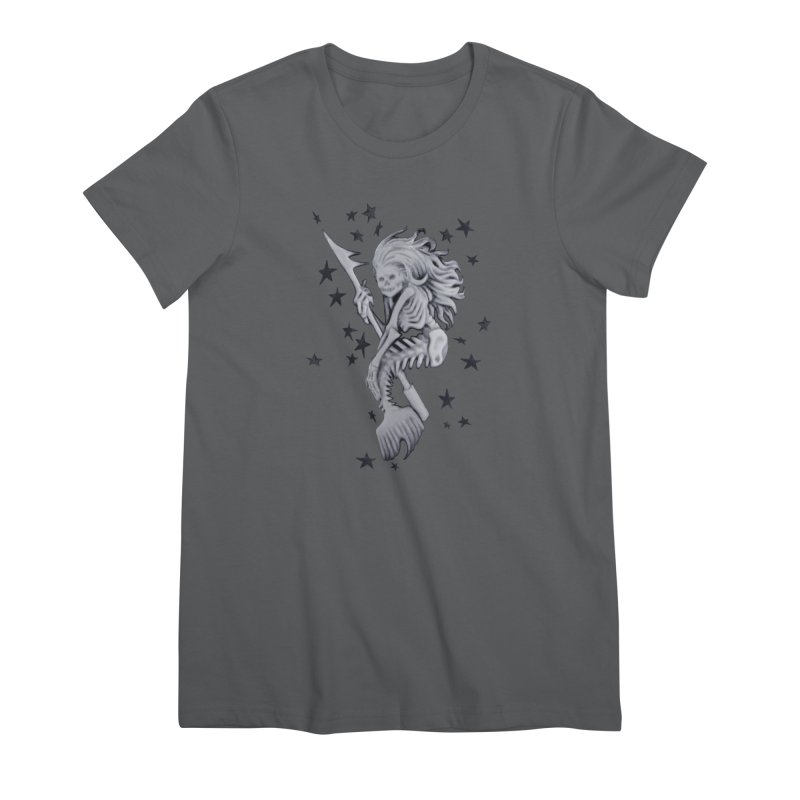 Maiden of the Sea Women's T-Shirt by Babedrienne's Artist Shop