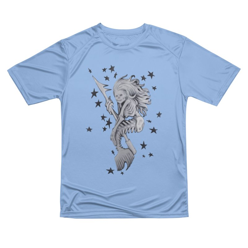 Maiden of the Sea Men's T-Shirt by Babedrienne's Artist Shop