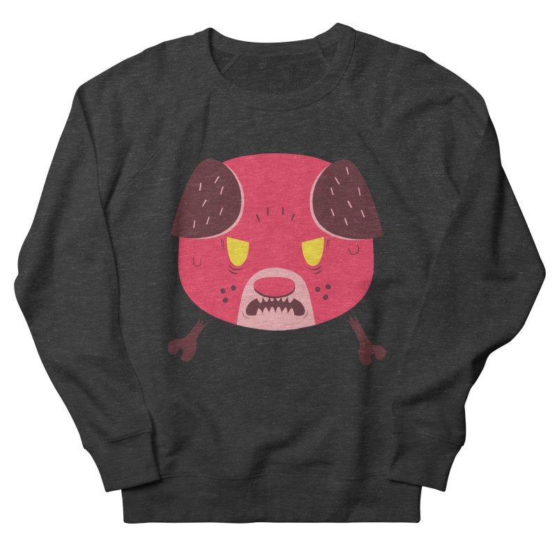 A N G E R  Women's Sweatshirt by †  B A C Ŧ E R I A  †