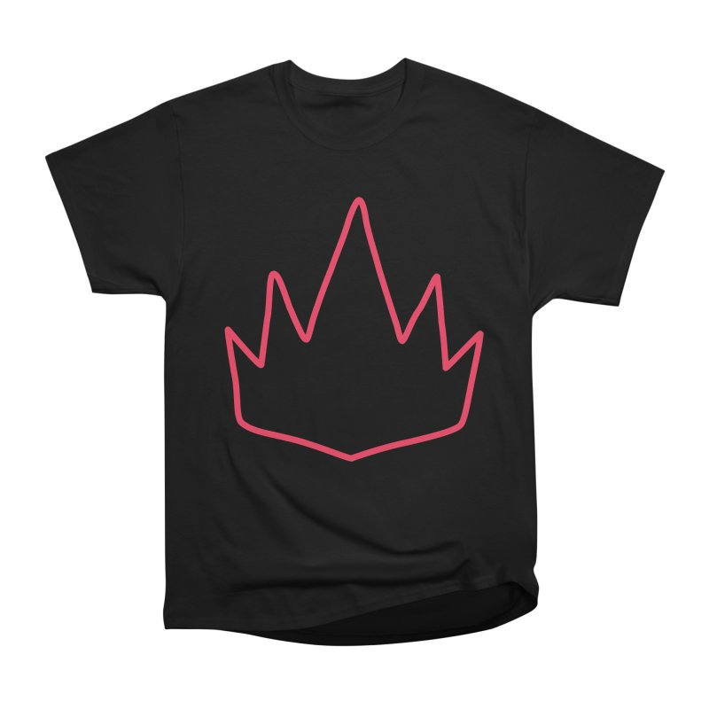 The Crown Men's Classic T-Shirt by †  B A C Ŧ E R I A  †