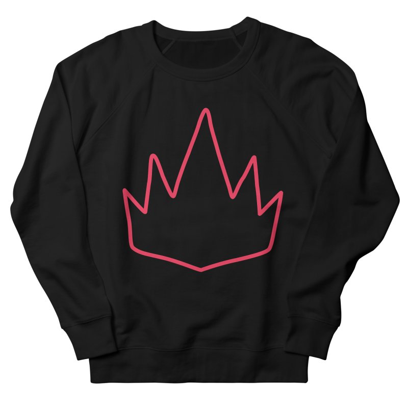 The Crown Women's Sweatshirt by †  B A C Ŧ E R I A  †