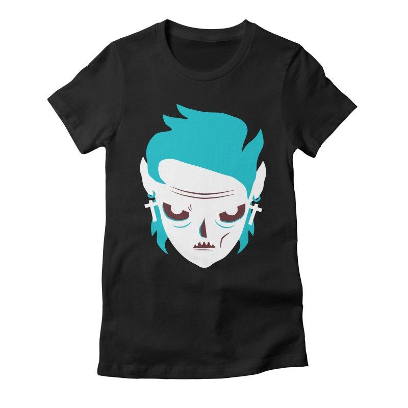 Lost † Boys Women's Fitted T-Shirt by †  B A C Ŧ E R I A  †