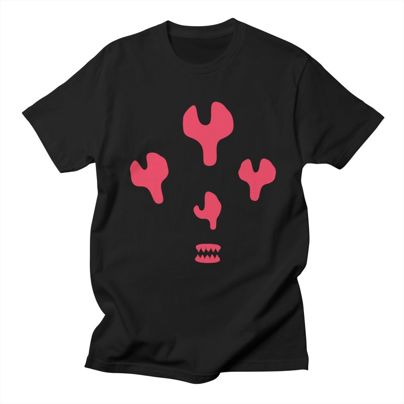 G O O / S Q U A D  Men's T-Shirt by †  B A C Ŧ E R I A  †