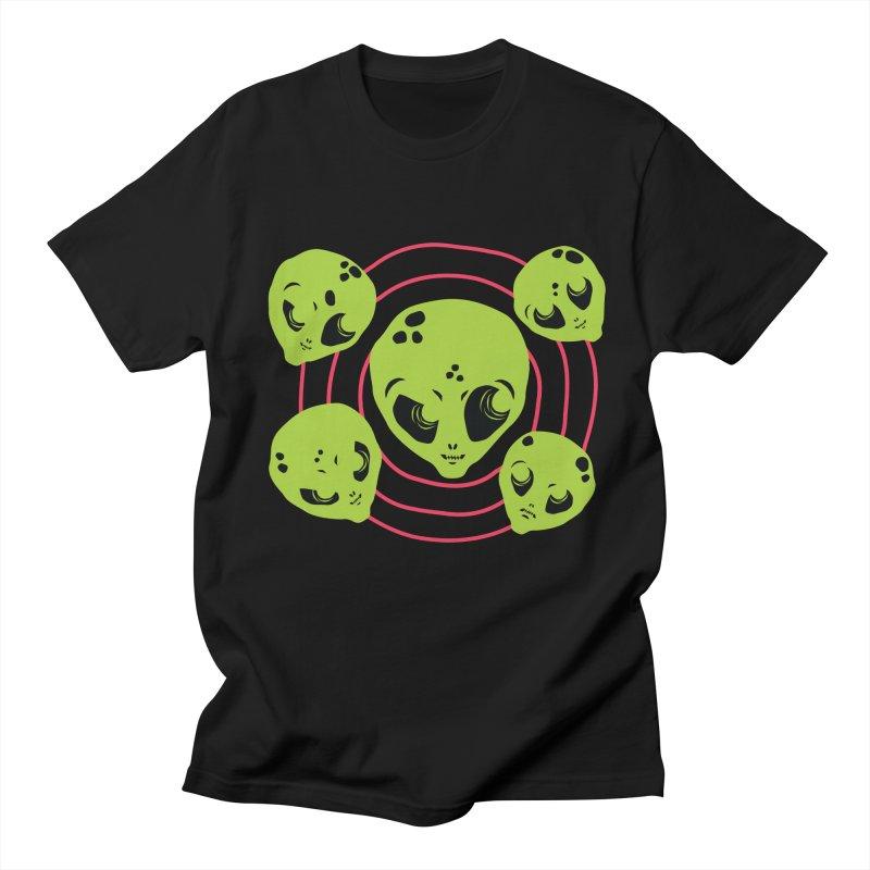 g a l a x y b o y s Men's T-shirt by †  B A C Ŧ E R I A  †