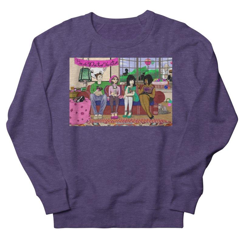 Bad Date Kate Animated Series Women's Sweatshirt by Bad Date Kate's Artist Shop