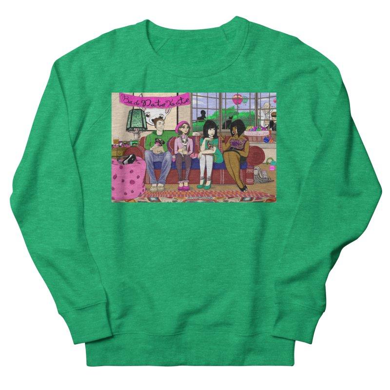 Bad Date Kate Animated Series Men's Sweatshirt by Bad Date Kate's Artist Shop