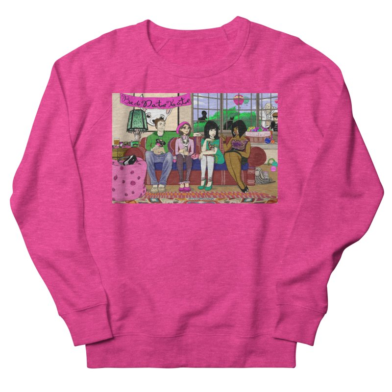 Bad Date Kate Animated Series Men's Sweatshirt by Bad Date Kate's Artist Shop