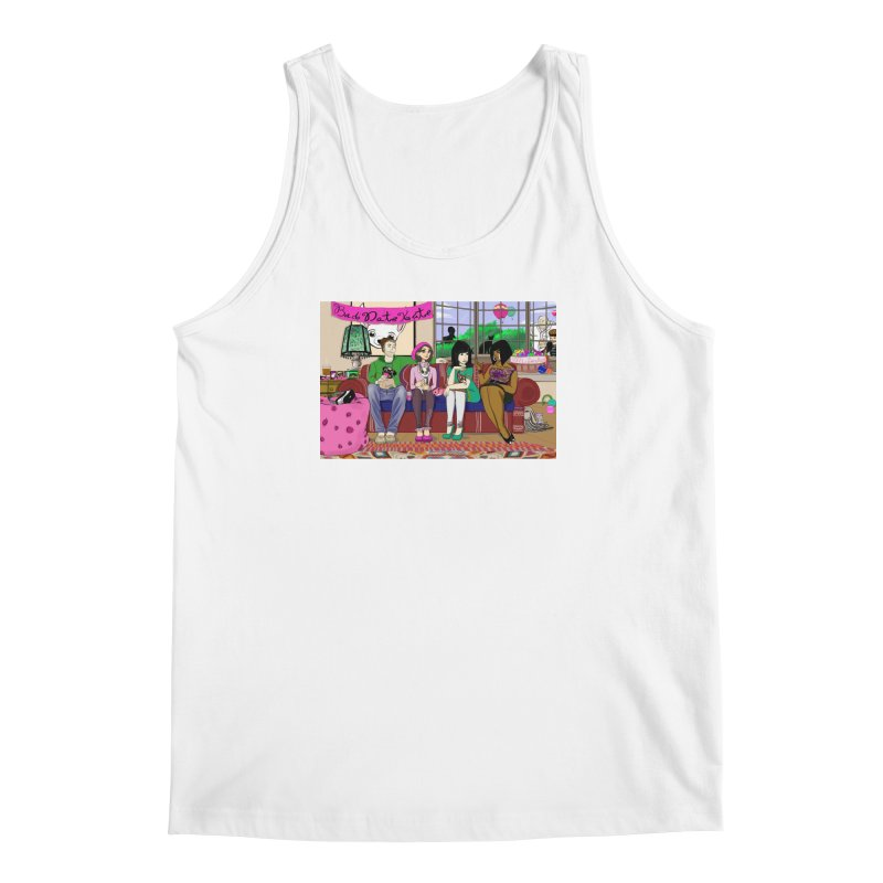 Bad Date Kate Animated Series Men's Tank by Bad Date Kate's Artist Shop