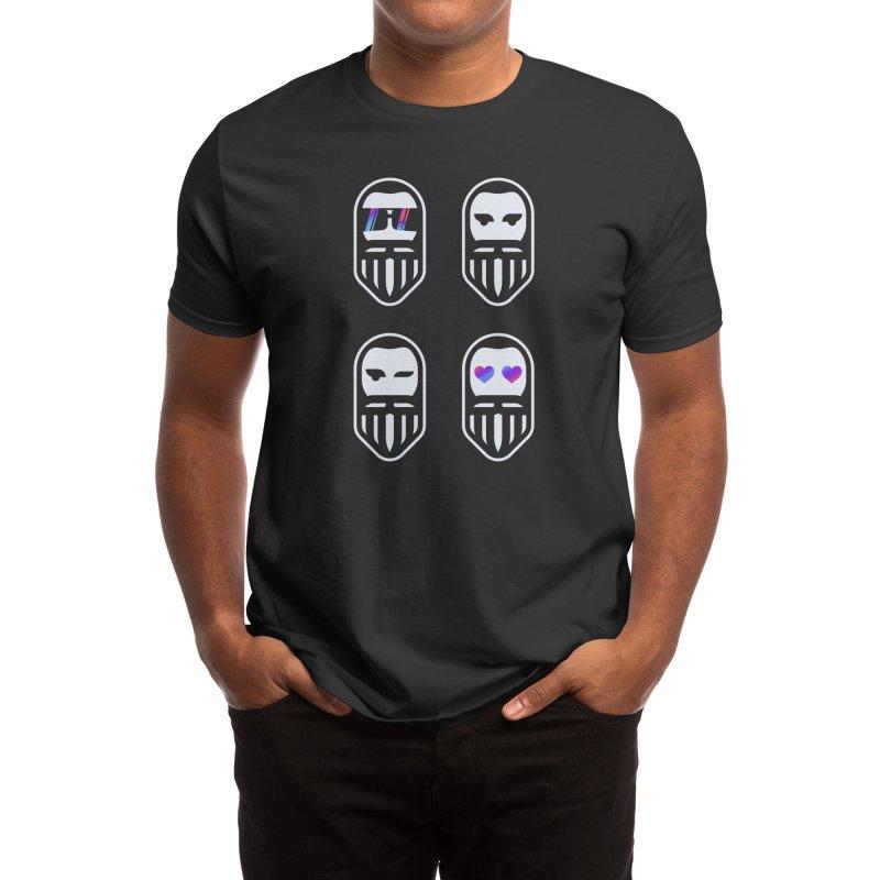 Moods Men's T-Shirt by BAD FTLV