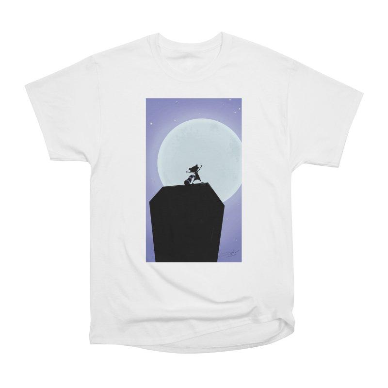Saint Paul Raccoon 2018 Men's Heavyweight T-Shirt by MN Fire Dogs