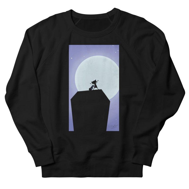 Saint Paul Raccoon 2018 Men's French Terry Sweatshirt by MN Fire Dogs