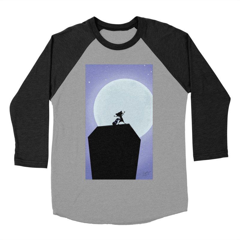 Saint Paul Raccoon 2018 Women's Baseball Triblend Longsleeve T-Shirt by MN Fire Dogs