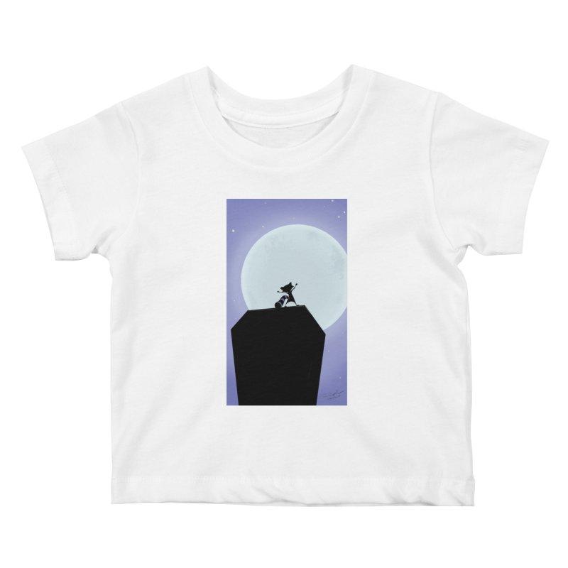 Saint Paul Raccoon 2018 Kids Baby T-Shirt by MN Fire Dogs