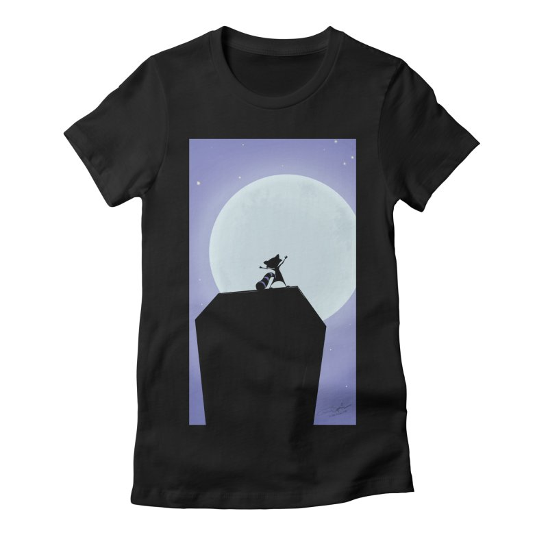 Saint Paul Raccoon 2018 Women's T-Shirt by MN Fire Dogs