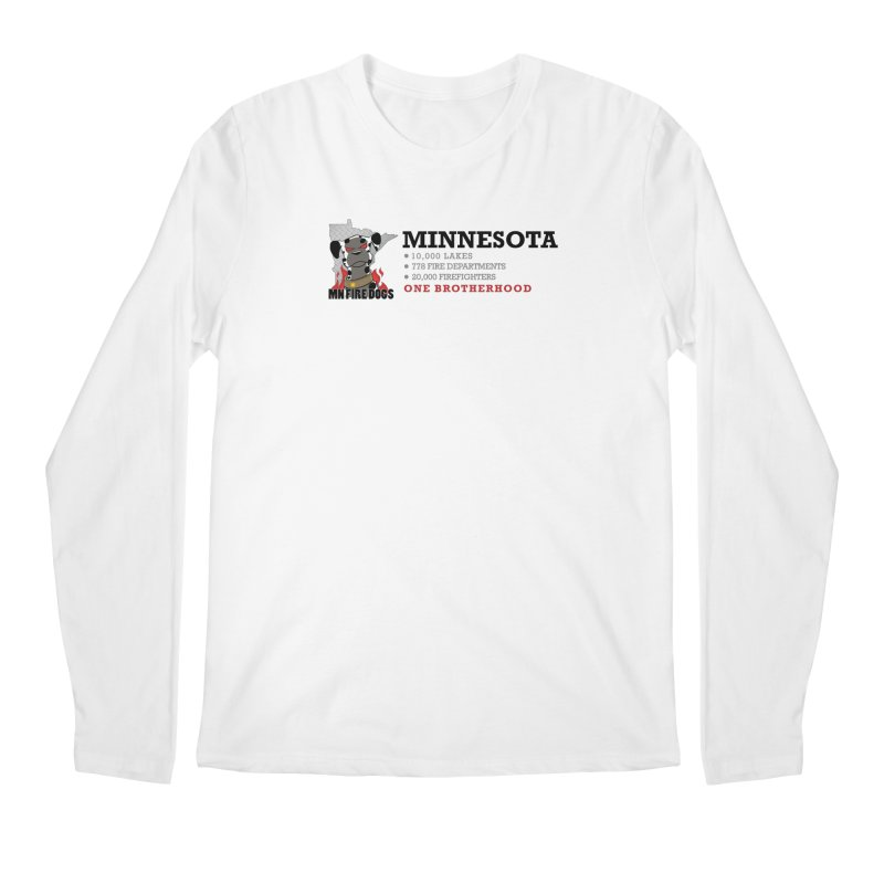 Men's None by MN Fire Dogs