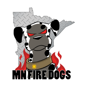 MN Fire Dogs Logo