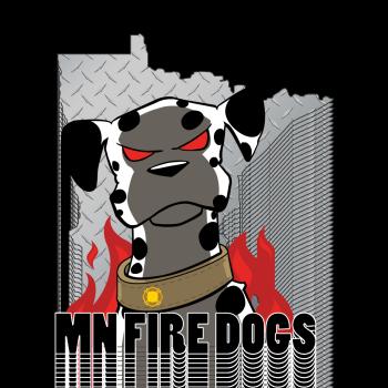 MN Fire Dogs Logo