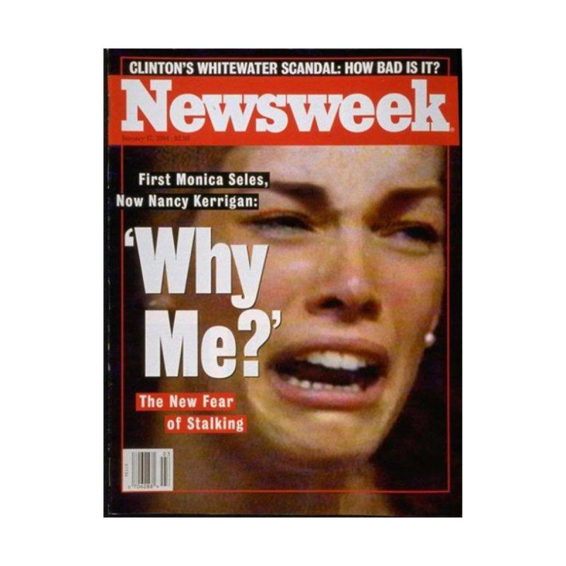 newsweek by Archie Bongiovanni