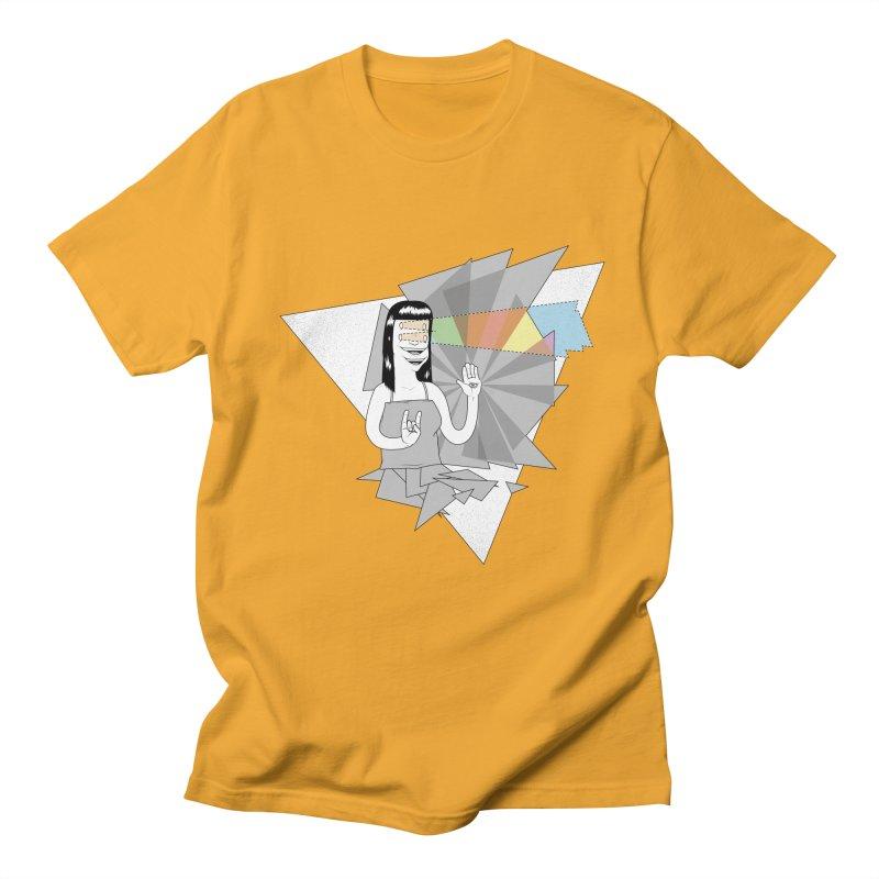 Smiles! Men's T-shirt by Bahrnone's Artist Shop